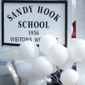In memory of those who lost their life at Sandy Hook School